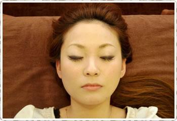 3回目:1回で満足させない!?施術すればするほど美しい顔へ!